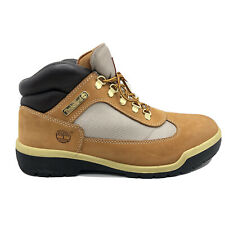 Timberland Field Boots 13070 Mens Size 9.5 9 1/2 Wheat Nubuck Ankle Miss Brown