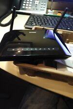 ROUTER ADSL2/2+ WIRELESS 4 PORTE D-LINK DSL-2750B usato.