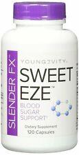 Sweet Eze Slender FX Youngevity 120 Capsules 2 Bottles