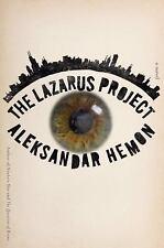 The Lazarus Project by Hemon, Aleksandar