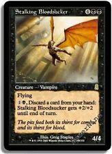 1 FOIL Stalking Bloodsucker - Odyssey MtG Magic Black Rare 1x x1