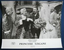 belg./french lobby card  Princesse Tzigane / The Gypsy Baron  Peer Schmid 2.