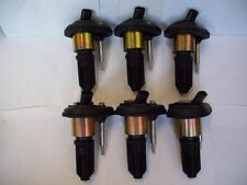 Chevy Trailblazer ignition coil packs GMC Canyon Envoy H3 on Plug New 6 cops