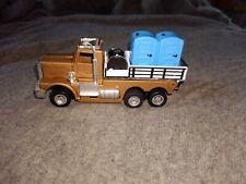 Tyco US1 Trucking Custom Porta-Potty Truck New Tires And Shoes Track-tested Run
