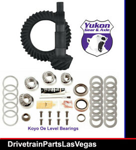Ring Pinion Gear Set  Master Kit  Dana 35 IFS Ford Front End 1990-On Ranger