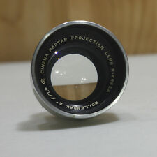 "Wollensak Cinema Raptar 2"" f 1.9 Projection Lens 35mm Format Camera Lens"
