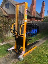 500kg Manual Pallet Stacker Lifter Hand Manual Forklift