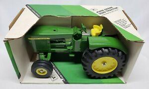 Vintage John Deere 5020 Diesel Tractor By Ertl 1/16 Scale New In Box Big Lever