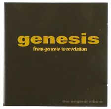 CD - Genesis - From Genesis To Revelation - A4617