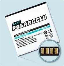 Polar Cell Akku LG Pop GD510 / Mini GD880 (LGIP-550N) Baterie Battery
