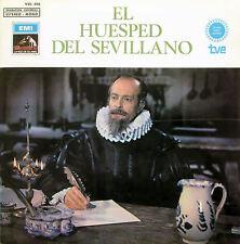 El Huesped Del Sevillano Television Espanola 1969 Stereo Gatefold EMI VUL 206 NM