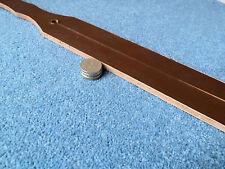 NEW - 2 tail tawse - Scottish punishment strap (cane)