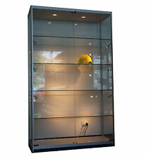 1.2m x 1.98m Glass Showcase/Cabinet