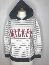 BNWT Primark Disney Ladies Mickey Mouse hooded jumper sweatshirt 2XS-XL 90TH ANN