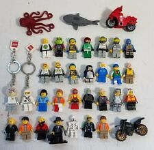#4 Lego Minifigures Assorted Lot w/ Vintage Space Minifigs +++