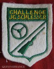 BG5080 - PATCH TIR CHALLENGE JO.SCHLESSER