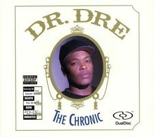 The Chronic by Dr. Dre (CD + DVD Dual Disc) Excellent