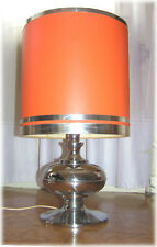 Lampe Vintage Orange  An 70's