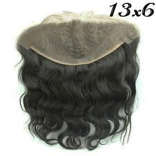 BRAZILIAN LACE FRONTALS 13X6 Ear To Ear BODY WAVE 16 INCh 8A SAME DAY FAST SHIP