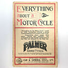 Everything about a Motor Cycle E.T BROWN 1920 British Motorcycle Handbook Manual
