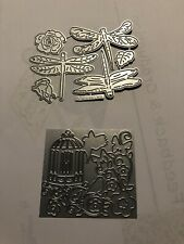 Dragonfly, Bird, Butterfly Metal Cutting Dies Card Making Scrapbooking Crafting