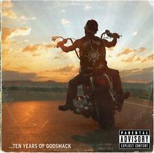 Good Times, Bad Times...10 Years of Godsmack [PA] by Godsmack (CD/DVD, Dec-'07)