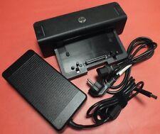 Original HP DockingStation A7E32AA USB 3.0 für EliteBook 8770W + 230W Netzteil
