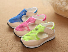 Unisex Kid Toddler Summer Sport Mesh Shoe Sandals Casual Walking Sneakers Loafer