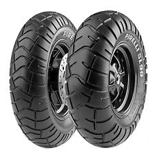 Coppia gomme pneumatici Pirelli SL 90 120/90-10 57L 150/80-10 65L
