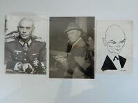 Foto Original Yul Brynner Portraits Promi Schauspieler Komiker