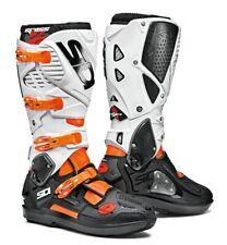 Sidi Crossfire 3 srs botas motorista naranja negro blanco  envio gratis