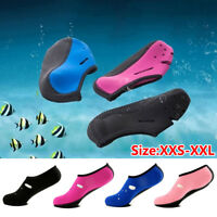 Unisex Sports Barefoot Water Skin Shoes Aqua Socks Beach Swim Surf Yoga Exercise