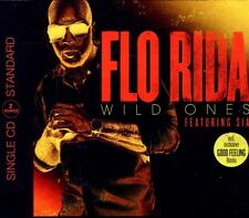 "FLO RIDA FEAT. SIA ""WILD ONES (2-TRACK)"" CD SINGLE NEU"