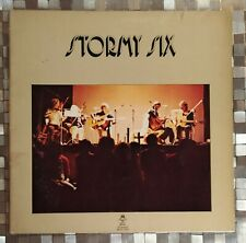 "Stormy Six ""Guarda giù dalla pianura"" lp vinyl 33 original italian pressing"