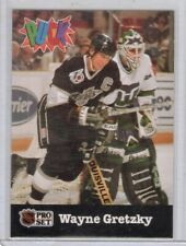 1991 - 92 pro set puck candy  # 11 wayne gretzky
