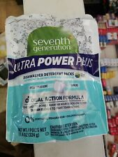 e Seventh Generation Ultra Power Plus - Dishwasher Detergent Packs fresh citrus