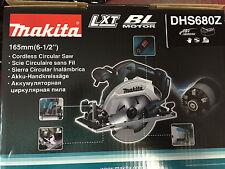 "Makita Brushless 18V LXT Li-Ion 165MM (6-1/2"") Cordless Circular Saw"