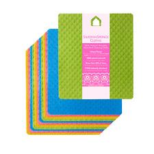 deltaXTRA Swedish Sponge Cloth Eco-Friendly Super Absorbent Cellulose Dishcloth