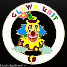 Shriners Clown Parade Unit Car Emblem