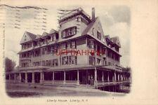 pre-1907 LIBERTY HOUSE, LIBERTY, N..Y. 1907