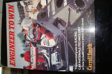 Automotive Books- Engineer to Win by Carroll Smith