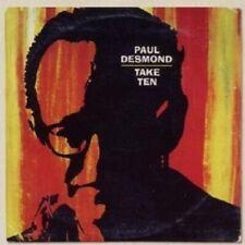 "PAUL DESMOND ""TAKE TEN"" CD 11 TRACKS NEU"