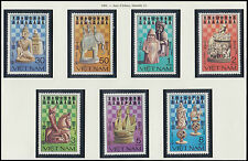 VIETNAM N°428/434** Echecs 1983, Vietnam Chess pieces, complete Set MNH