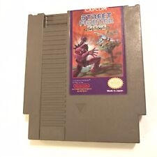 STREET FIGHTER 2010: THE FINAL FIGHT - Nintendo Game, NES