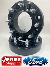 """2 X Ford F350 Dually Hub Wheel Centric Wheel Spacers 2"""" 8x200 Billet 2005-2020*"""