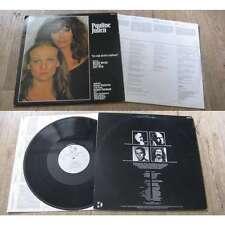PAULINE JULIEN - Les Sept Péchés Capitaux LP Canadian Pop 1978