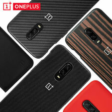 Official OnePlus 3 3T 5 5T 6 6T Protective Bumper Case Flip Cover for OnePlus