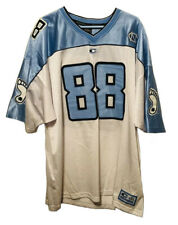 North Carolina Tar Heels #88 White Football Jersey Men 2Xl Stitch Mesh Colosseum