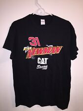 GILDAN MENS MEDIUM SIZED CAT RACING RYAN NEWMAN T-SHIRT