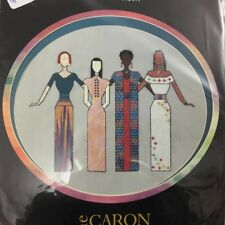 Caron Collection Sisters #metoo Pam Davenport counted thread KIT 4 women girls